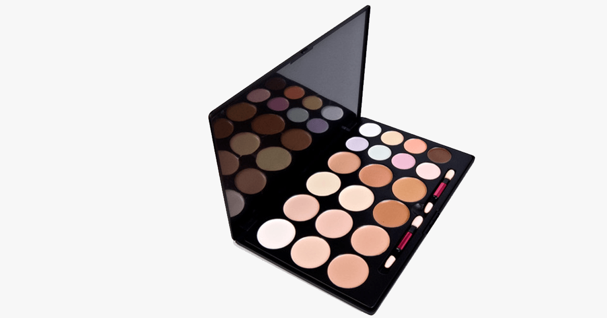 20 Color Concealer Palette - FREE SHIP DEALS