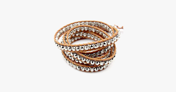 Desert Hex Wrap Bracelet - FREE SHIP DEALS