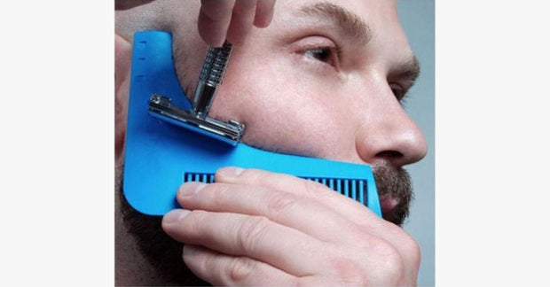 Beard And Grooming Shaping Tool - FREE SHIP DEALS