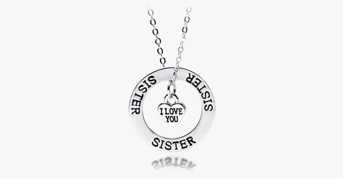 Sisters - I Love You - FREE SHIP DEALS