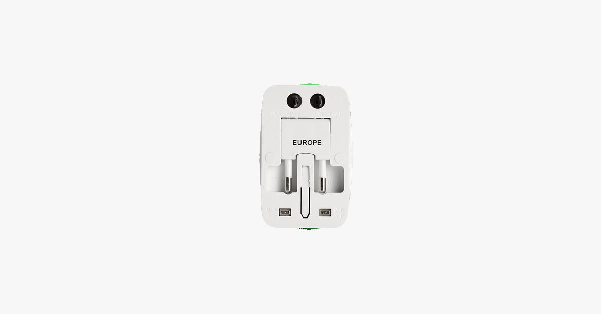 All in One Universal International Plug Adapter - FREE SHIP DEALS