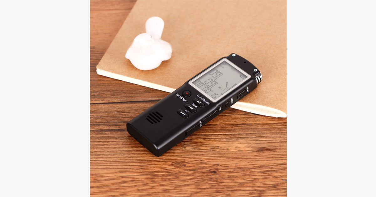 Genius Voice Recorder
