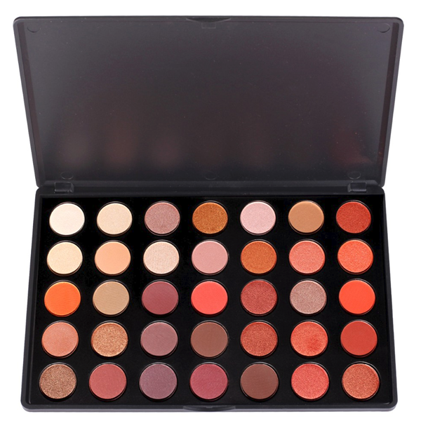 Summer 35 Nude Makeup Palette