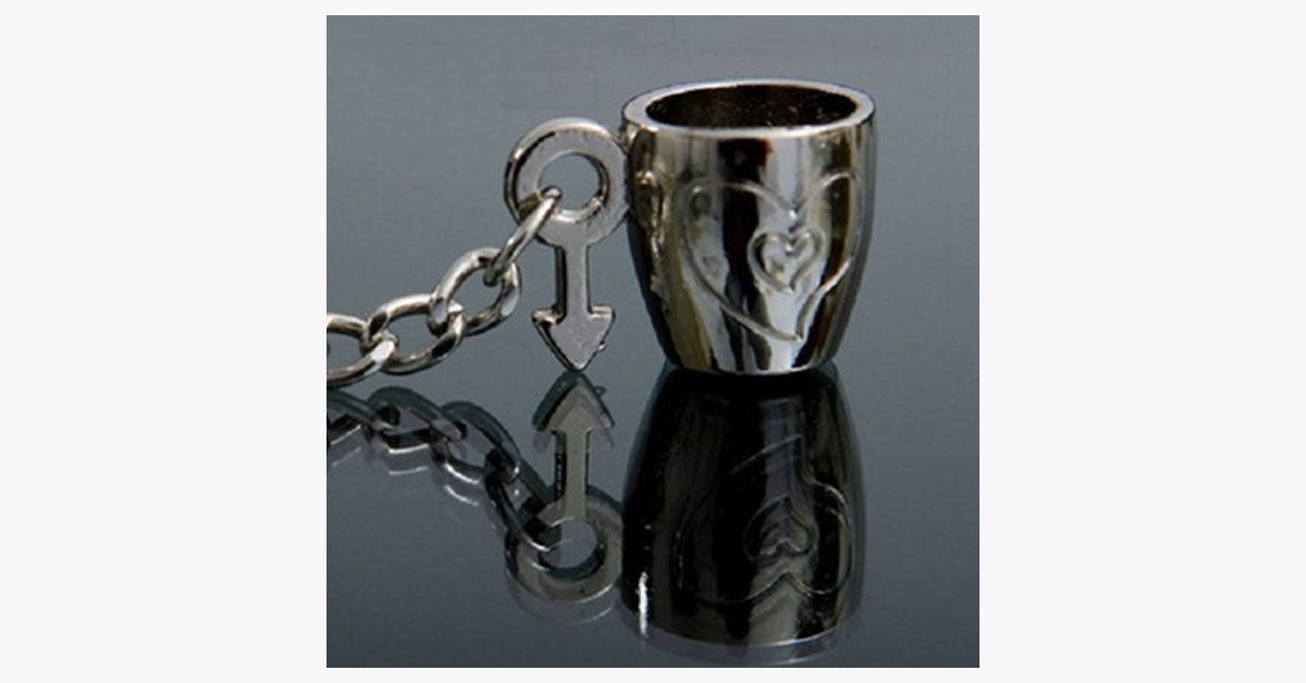 Couple Mug Keychain - FREE SHIP DEALS
