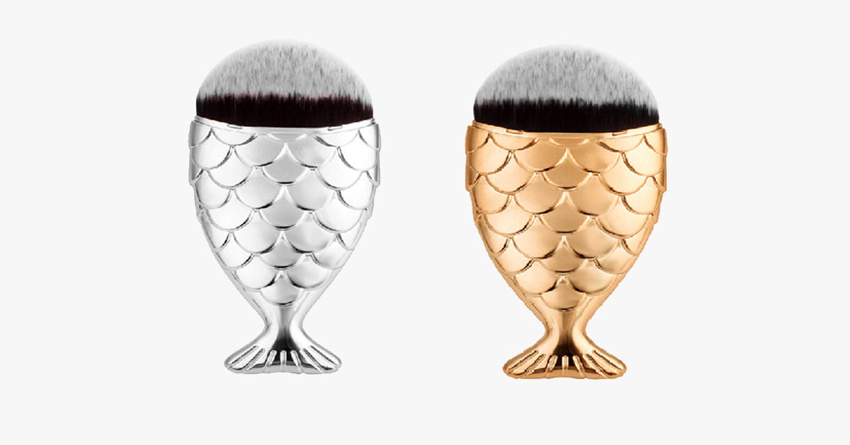 Pair of Fishtail Brush - FREE SHIP DEALS