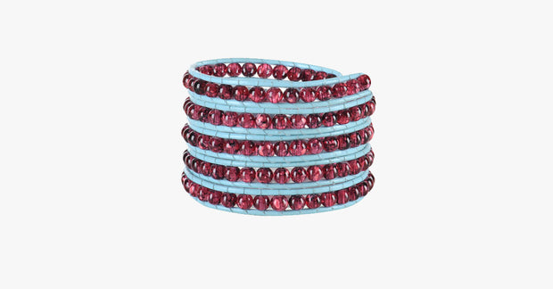 Galaxy Marble Wrap Bracelet - FREE SHIP DEALS