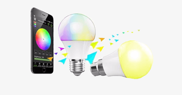 Magic Blue Bulb Bluetooth 4.0 - FREE SHIP DEALS