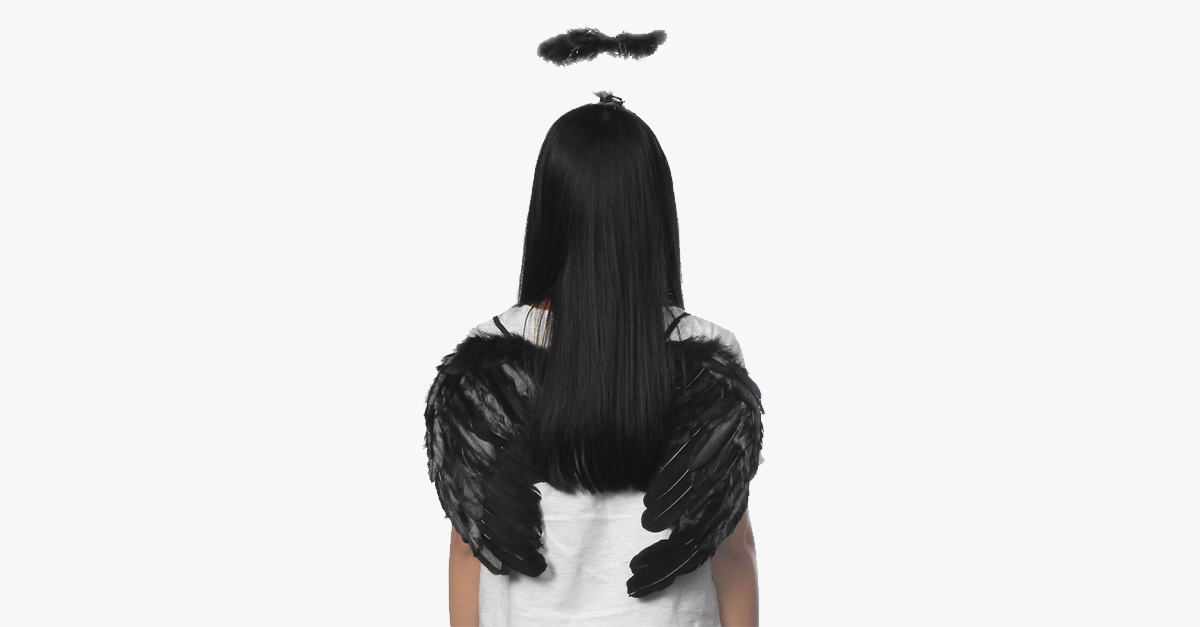 Angel Wings Halloween Costume - FREE SHIP DEALS