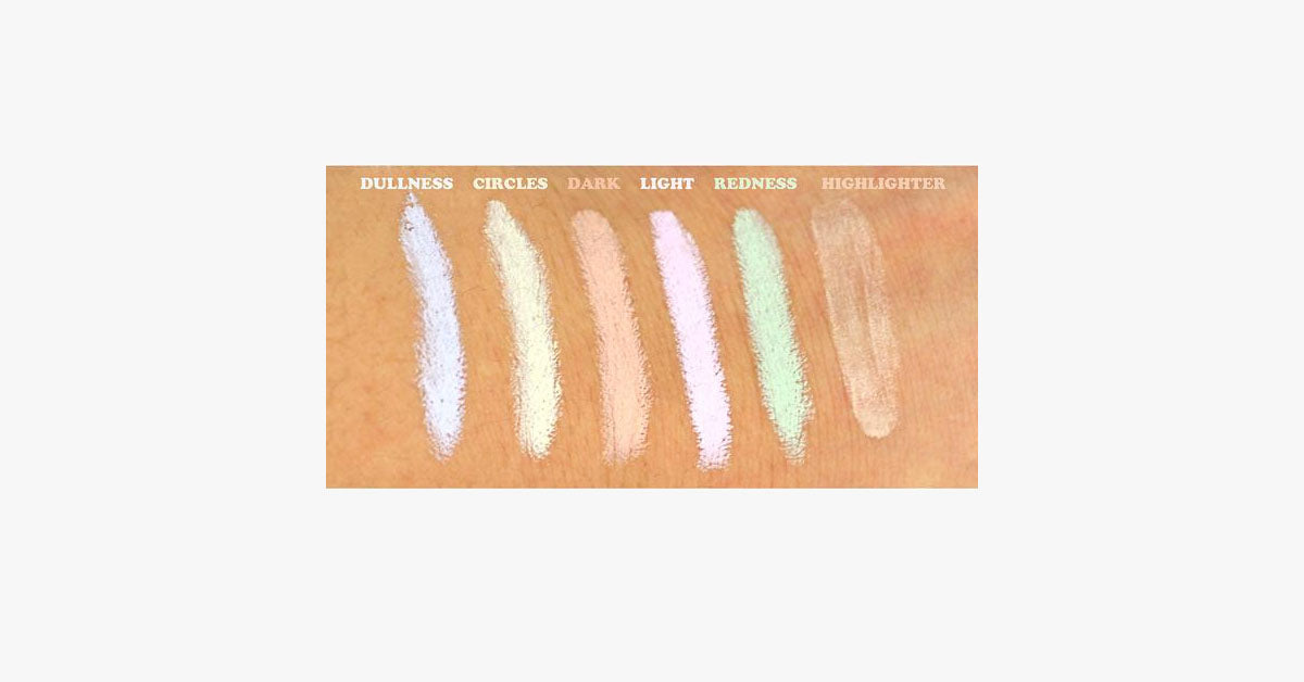 Cream Base Color Corrector Blemish Concealer Sticks - FREE SHIP DEALS