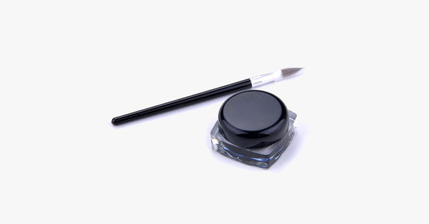 Creamy Gel Eyeliner with Brush - FREE SHIP DEALS