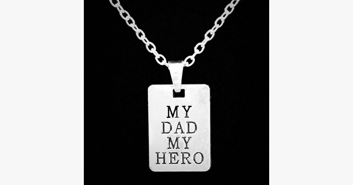 My Dad My Hero - FREE SHIP DEALS
