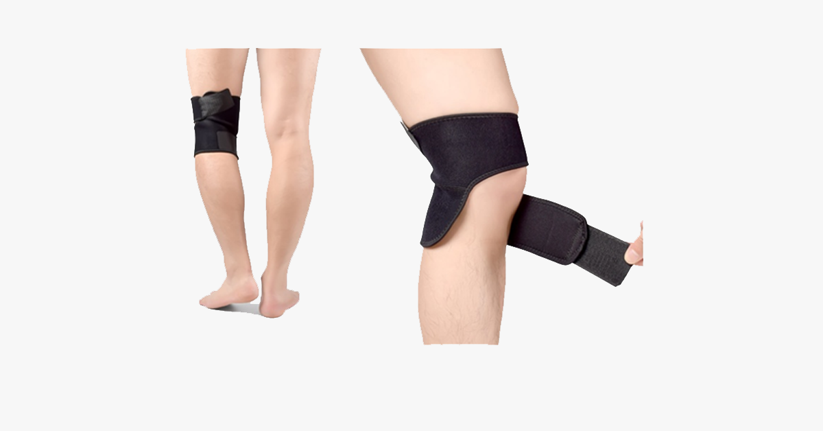 Adjustable Knee Support Brace - FREE SHIP DEALS