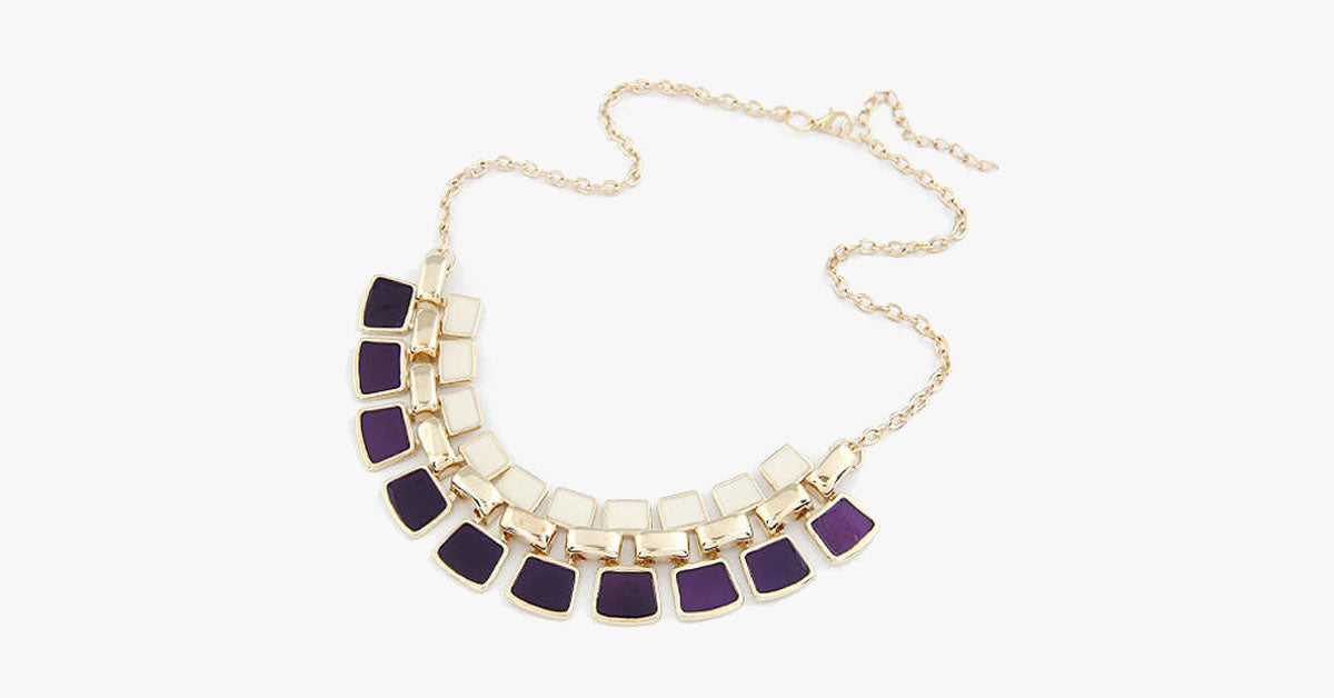 Bling Statement Necklace - FREE SHIP DEALS