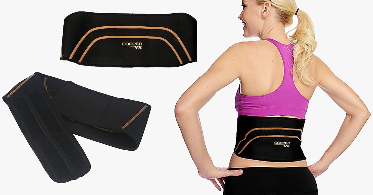 Copper Fit Back Pro - FREE SHIP DEALS