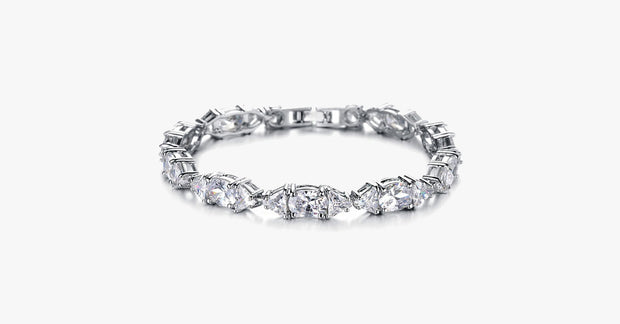 Crystal Tennis Bracelet - FREE SHIP DEALS