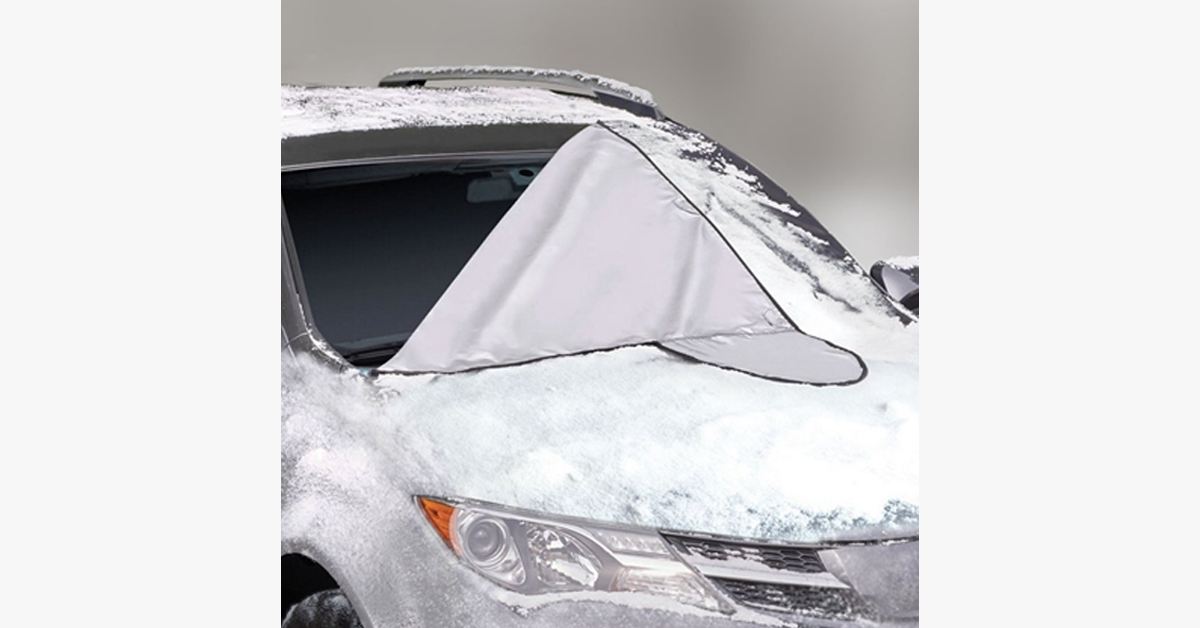 Ultimate Car Windscreen Protection - FREE SHIP DEALS