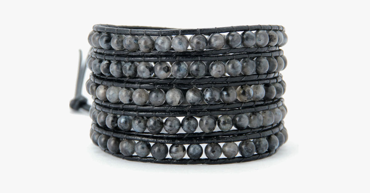 Molten Lava Wrap Bracelet - FREE SHIP DEALS