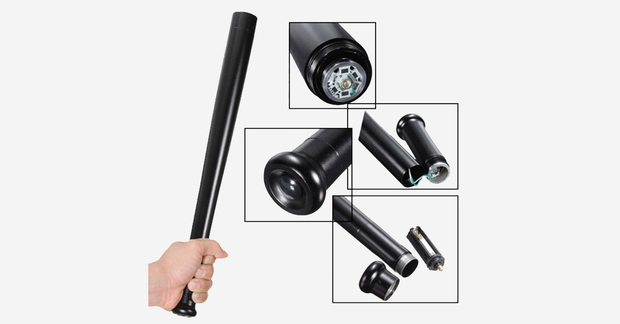 Baseball Bat Flashlight - FREE SHIP DEALS
