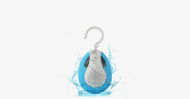 XIT Waterproof Bluetooth Shower Speaker - FREE SHIP DEALS