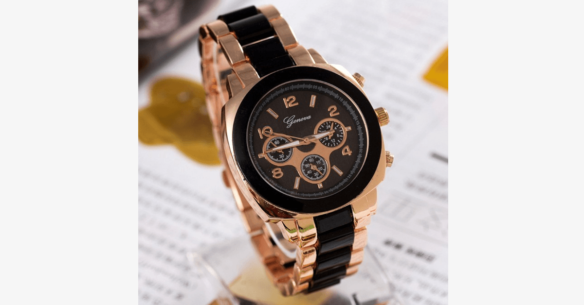 Bold Boyfriend Watch - FREE SHIP DEALS