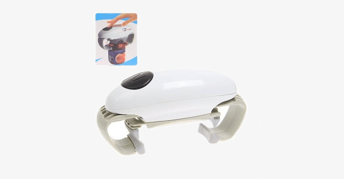 Automatic One Touch Jar Opener - FREE SHIP DEALS