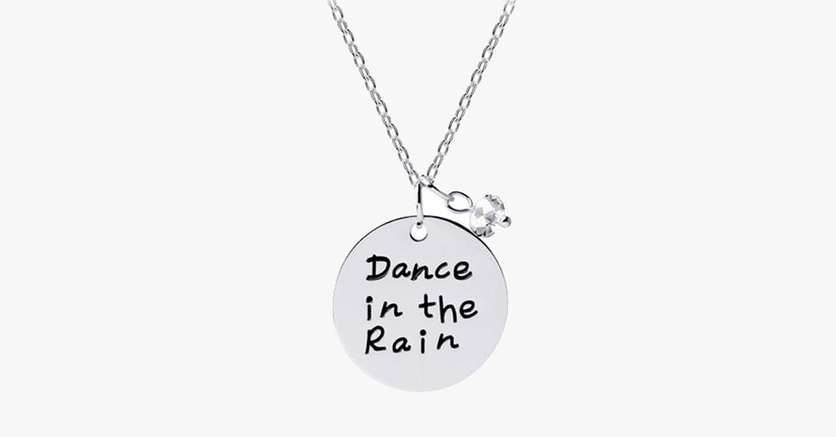 Dance In The Rain - FREE SHIP DEALS