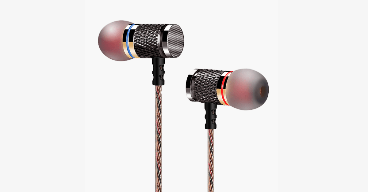 Original ED2 Professional In-Ear Earphones - FREE SHIP DEALS