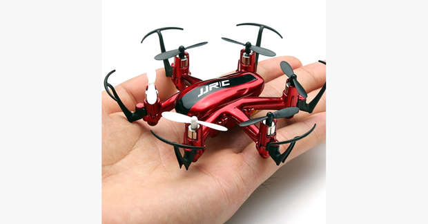 6-Axis Led Nano Hexacopter Rc Drone With Headless Mode - FREE SHIP DEALS