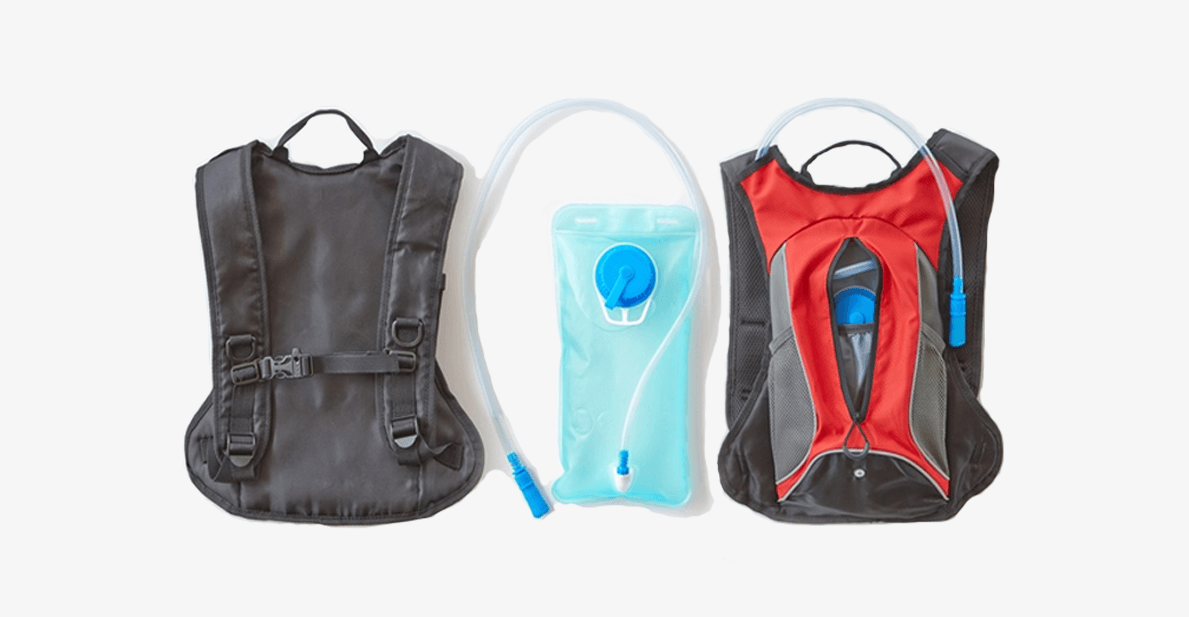 Hiking/Bicycle Hydration Backpack - Assorted Colors - FREE SHIP DEALS