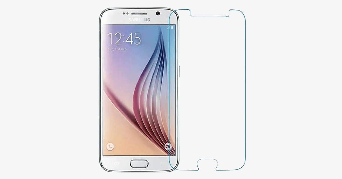 The Best Screen Guard for Samsung Galaxy S6 – Tempered Glass