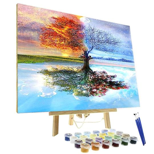 Paint By Numbers Kit - Tree of Life