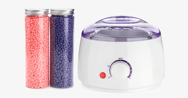 Compact Wax Bean Starter Kit & Heater - FREE SHIP DEALS