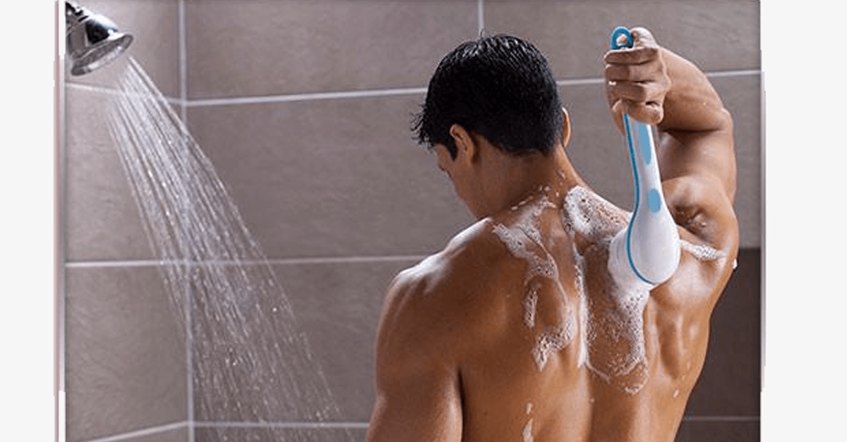 5-in-1 Rotating Shower Brush - FREE SHIP DEALS