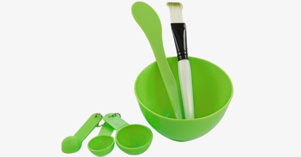 Facial Mask Mixing Bowl Set - FREE SHIP DEALS