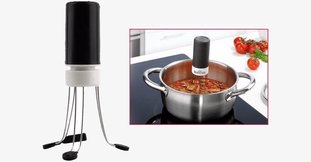 Hands Free Sauce Stirrer - FREE SHIP DEALS