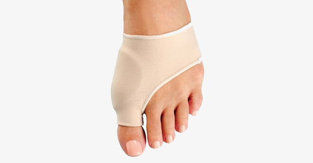 2 Pack: Bunion Protector and Detox Sleeve with Euro Natural Gel