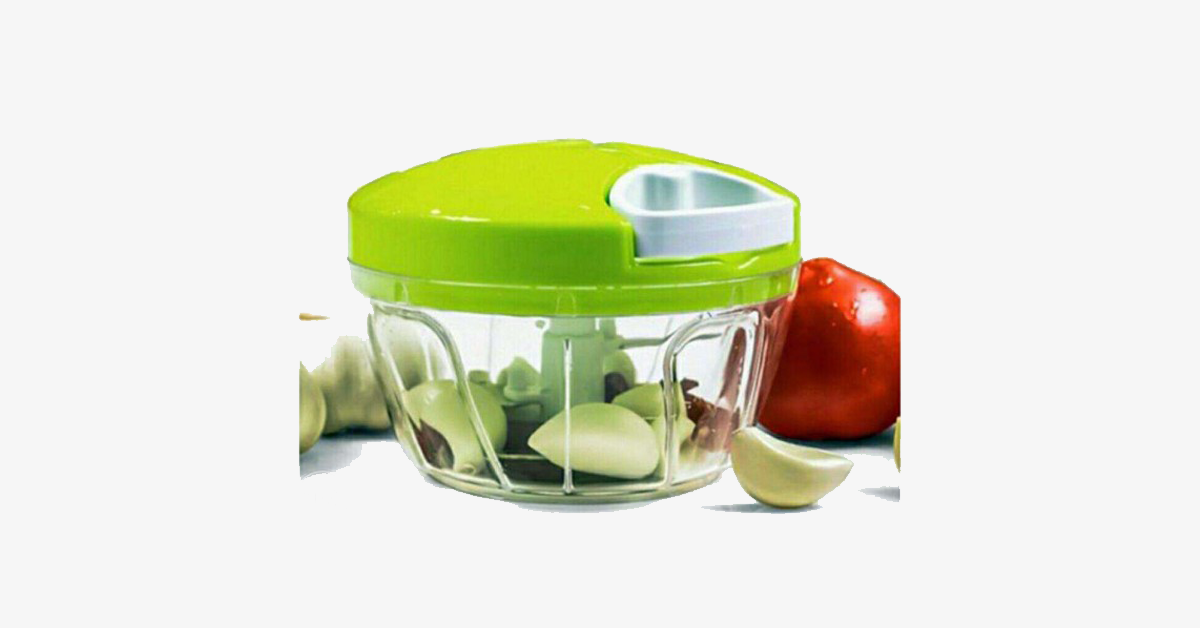 Food Chopping System – Chop With Ease!