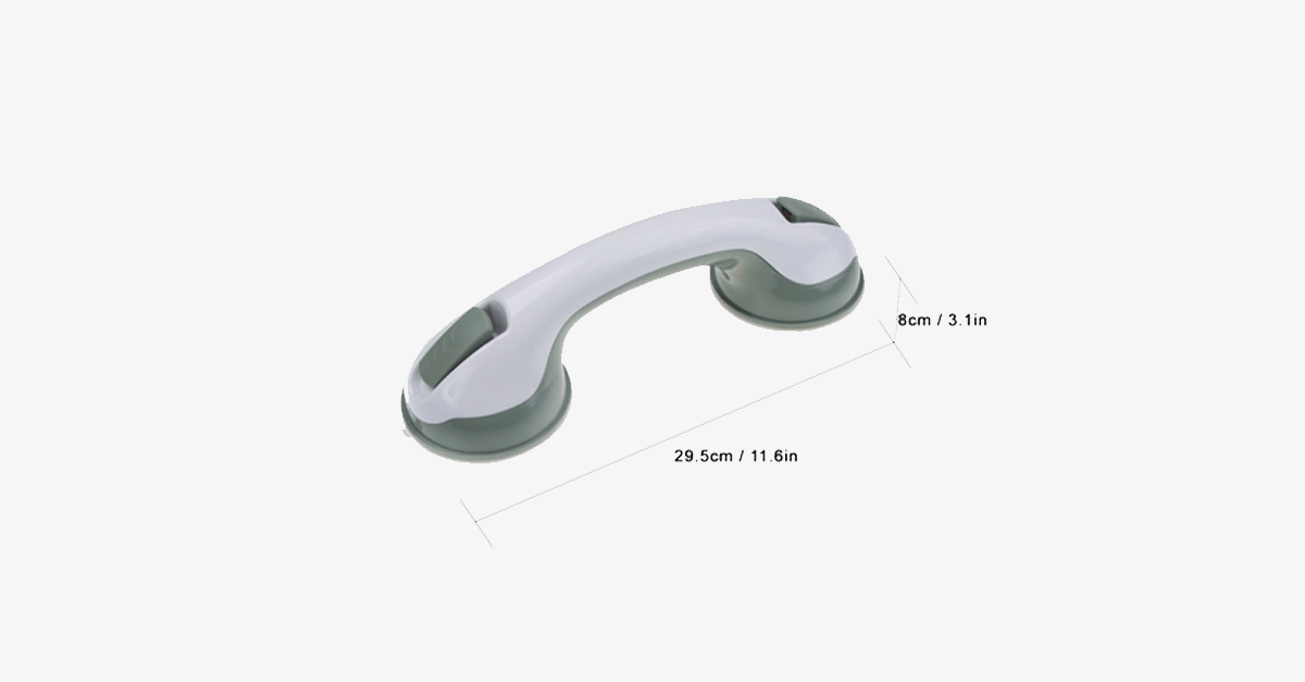 The Lifeline Suction Handrail