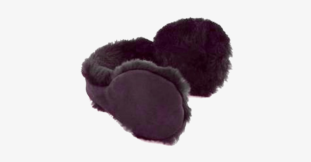 Women's Faux Fur Insulated Winter Ear Muffs - FREE SHIP DEALS