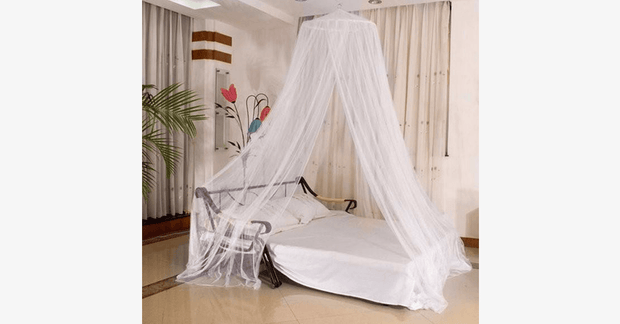 Outdoor Canopy Mosquito Net - Fits Up To a Queen Sized Bed or Hammock! - FREE SHIP DEALS