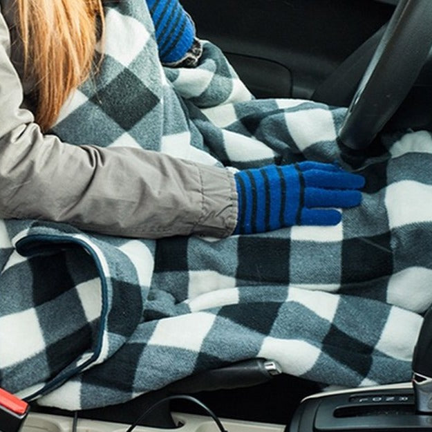 Electric Heating Blankets for Vehicles - FREE SHIP DEALS