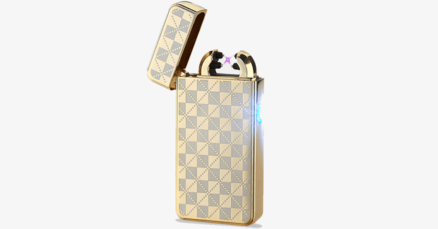 Louis Rechargeable Windproof Lighter - FREE SHIP DEALS