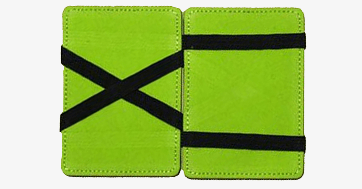 Leather Card Case - Assorted Colors - FREE SHIP DEALS