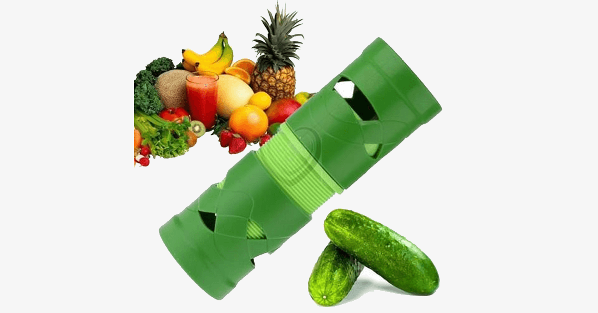 Magic Veggie Twister - FREE SHIP DEALS