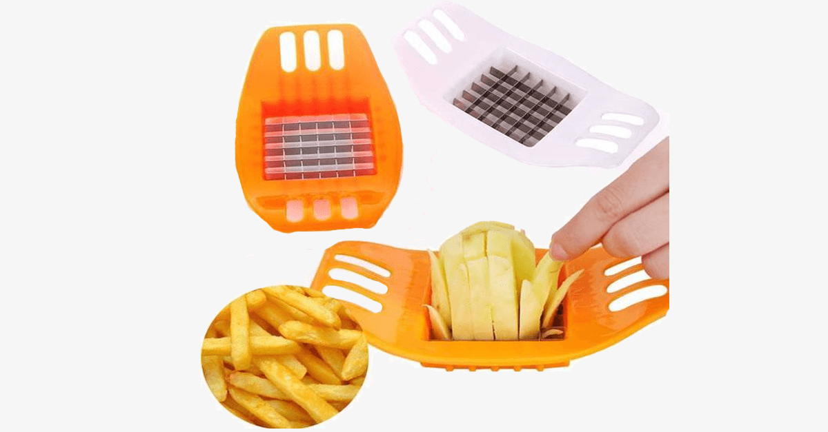 French Fry Cutter - FREE SHIP DEALS