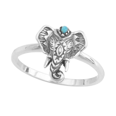 Baby Decorated Elephant Ring