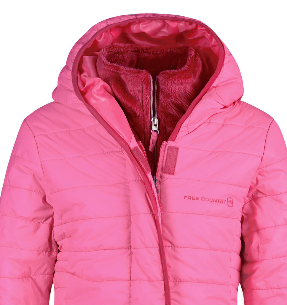 Girls' Calyx UltraFill Jacket
