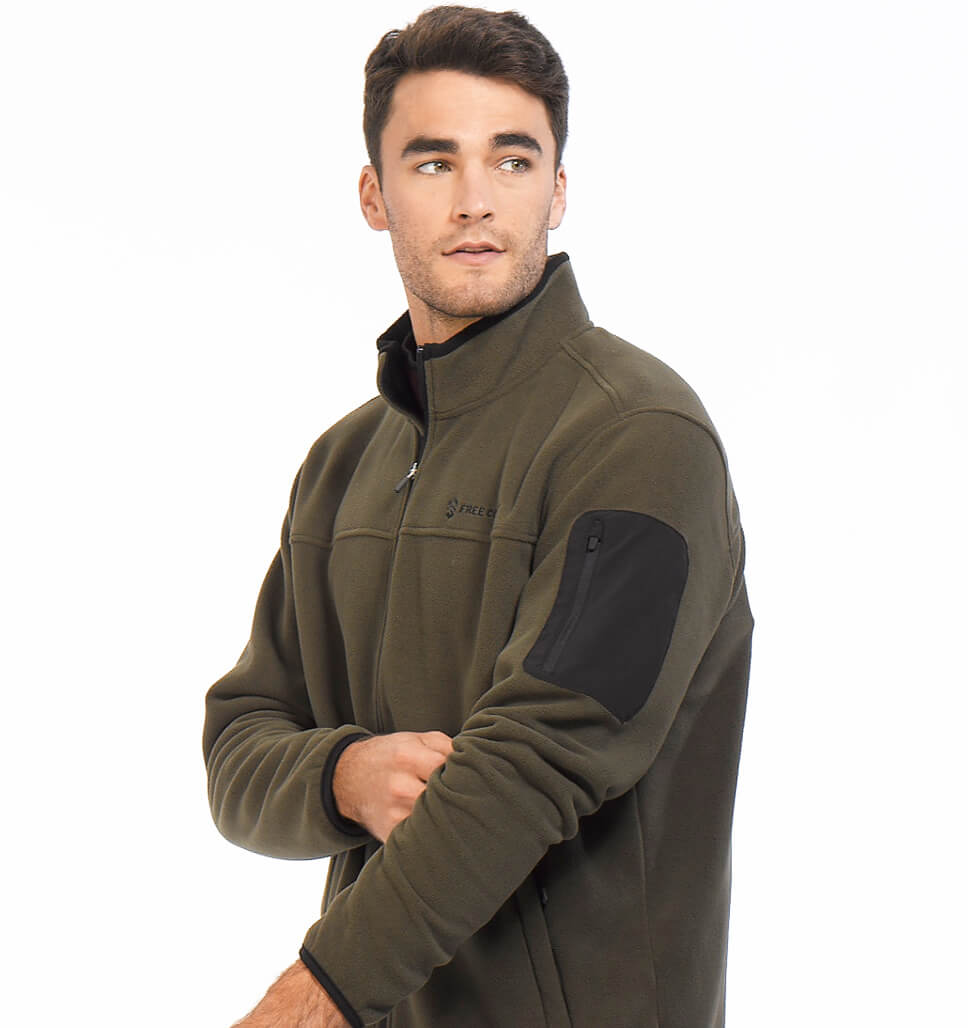 Men's Big and Tall Guide Performance Fleece Jacket