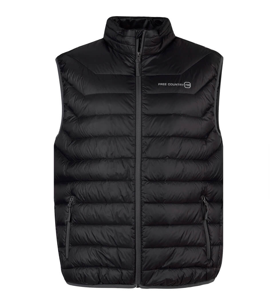 Men's Big and Tall Warren Puffer Down Vest