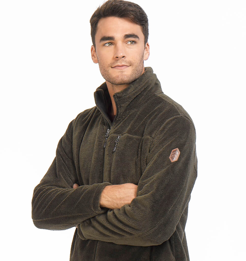 Men's Crafton Venture Pile Fleece Jacket